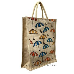 Jute Gift Promotional Bag