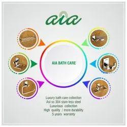 AiA SS 304 Bath Care Accessories
