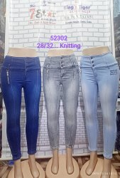 Regular High Rise Ladies Jeans