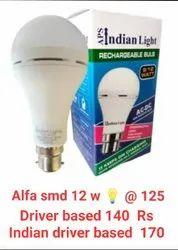 Philips Ceramic Inverter Bulb, For Home, Base Type: B22