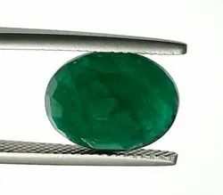Natural Emerald Oval 5.57 Carats