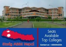 MBBS Admission Abroad and Nepal, Abroad,Nepal, No Of Persons: 40