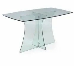 36 Glass table