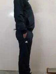 Addidas Polyester Ns With Inside Honeycomb Tracksuit, Model Name/number: Rs
