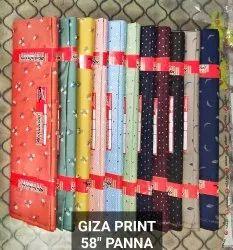 Giza Cotton Print