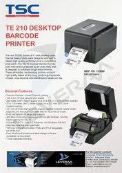 Tsc Te 210 Barcode Label Printer