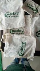 Loop Handle Handled Cotton Bags