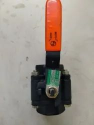 L&T SCROWDED BALL VALVE