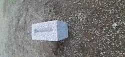 Concrete Rectangular 12 X 8 X 6 Inch Solid Block, For Side Walls