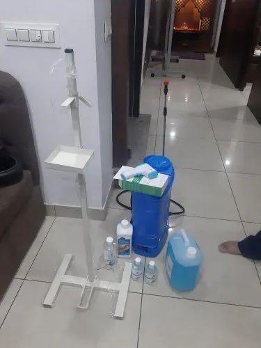 Residential Flat Apartment sanitizer service
