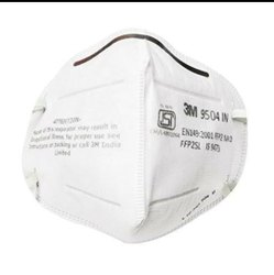 Reusable 3m 9504 Mask, Certification: Ffp2SL