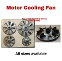 Iron Induction Motor Cooling Fan
