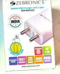 Zebronics zeb-MA522 Charger 2A