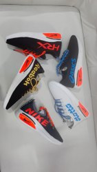 Adidas Boys Men Running Shoes, Size: 6-10