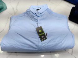 Collar Neck Plain Shirts
