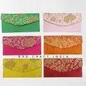 Embroidered Shagun Envelopes