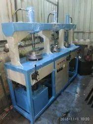 3 Die Paper Plate Making Machine