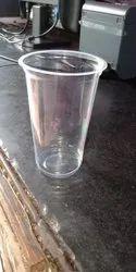 Plain Disposable Transparent Glasses