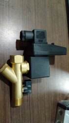 Auto Drain Solenoid Valve With Timer