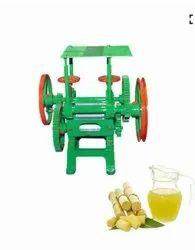 Three Roller Sugarcane Juice Machine