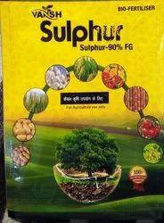 Vansh Sulphur 90% FG