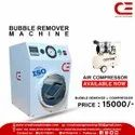 Creative Air Bubble Remover Machine