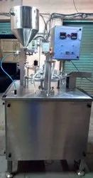 Juice Bottle Filling And Capping Machine