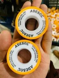 Brand: ADESOL Color: White Standard Quality PTFE Tapes