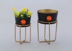 Iron Planter Pot