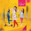 Lux Lyra Churidar Chudidar Plain Ladies Leggings, Size: Free Size