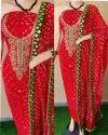 Bandhani Silk Gota Patti Suit