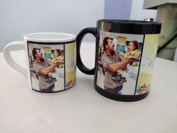 Customized Picture Printed Coffee Mug
