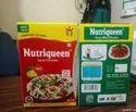 Nutri Soya Chunks Packaging Box