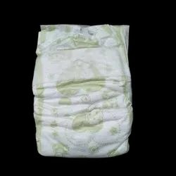 Welcro Printed New Born Baby Diapers