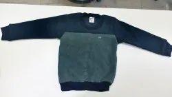 Zipper Black,gray Kids Sweater, Size: 18 To 28