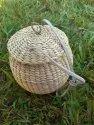 Plain Kauna Grass Bag, Size: 25 Inch Circumstances