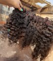 Virgin Curly Hair Extension