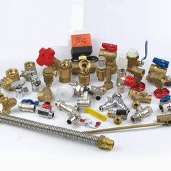 Brass Gas Fitting Parts