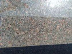 Polished Tan Brown Granite Slab, Thickness: 15-20 mm