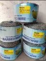 Galvanized Silver Tata Wiron Barbed Wire, For Fencing