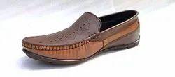 vithariya Men Blue Loafer Shoes, Size: 6-12