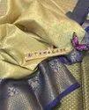 Tissue Banarasi Silk Weaving Sarees