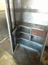 Asf Metal Wardrobe, For Home