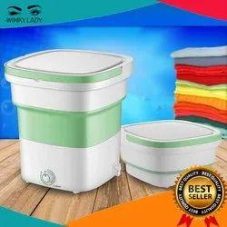 Foldeble Washing Machine