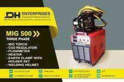 DH 50-500A MIG Welding Machine MIG-500