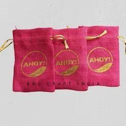 Jute Bag With Branding