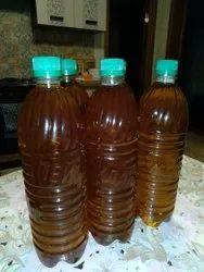 Curde Sunflower Oil