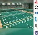 Badminton Court Flooring