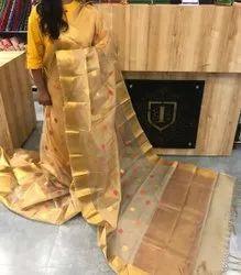 Banarasi Tissue Silk Saree