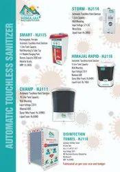 Hand Sanitizer Dispenser for colleges